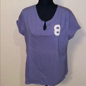 NWOT old navy purple top size xxl